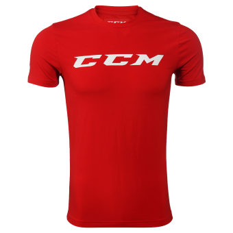 футболка training tee sr rd ccm